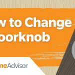 Learn how to change and isntall a doorknob with HomeAdvisor