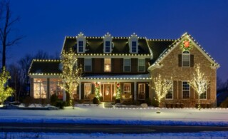 Holiday home exterior