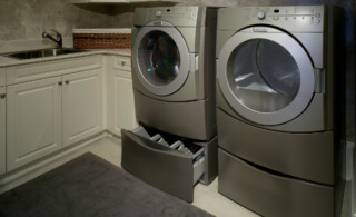 Laundry Room - Washer and Dryer