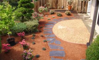 Well-Planned Backyard Landscape