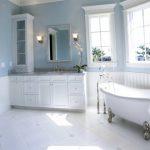 Bathroom with Clawfoot Bathtub