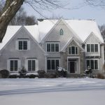 Home With Snow