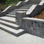 Masonry Stairs