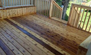 Deck Maintenance