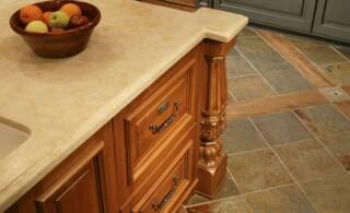 Slate Countertop Design