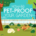 Pet Proofing a Garden