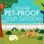 Pet Proofing a Garden