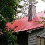 Tin roof