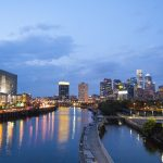 Philadelphia landscape