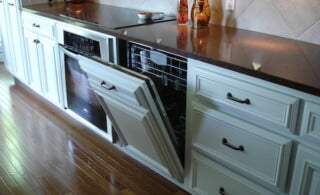 Creatively designed cabinet