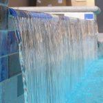 Pool Water Flowing