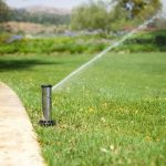 Water saving irrigation system