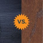 comparing engineered wood to laminate flooring
