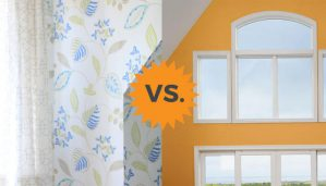 Wallpaper versus Paint