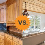 Painted vs. Stained Kitchen Cabinets