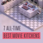 Best movie kitchens
