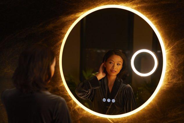 Kohler Smart Mirror presented at CES 2019