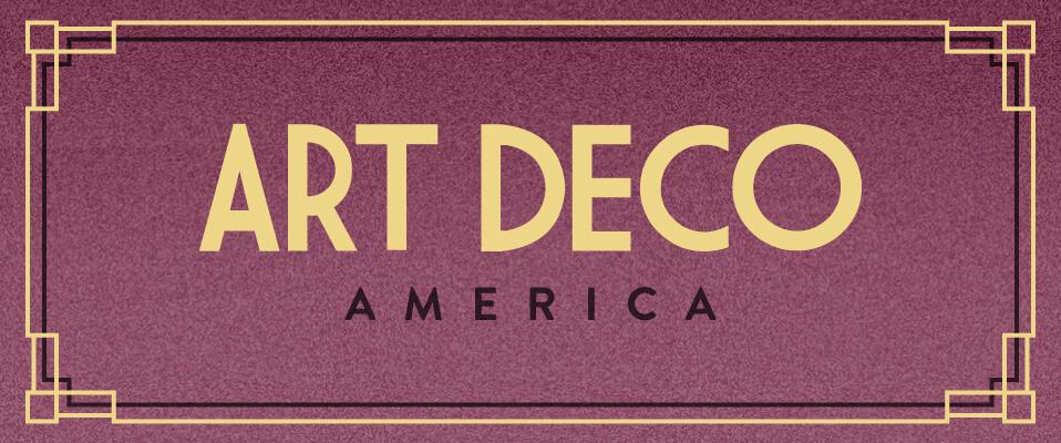 art deco america