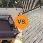 composite deck vs wood deck