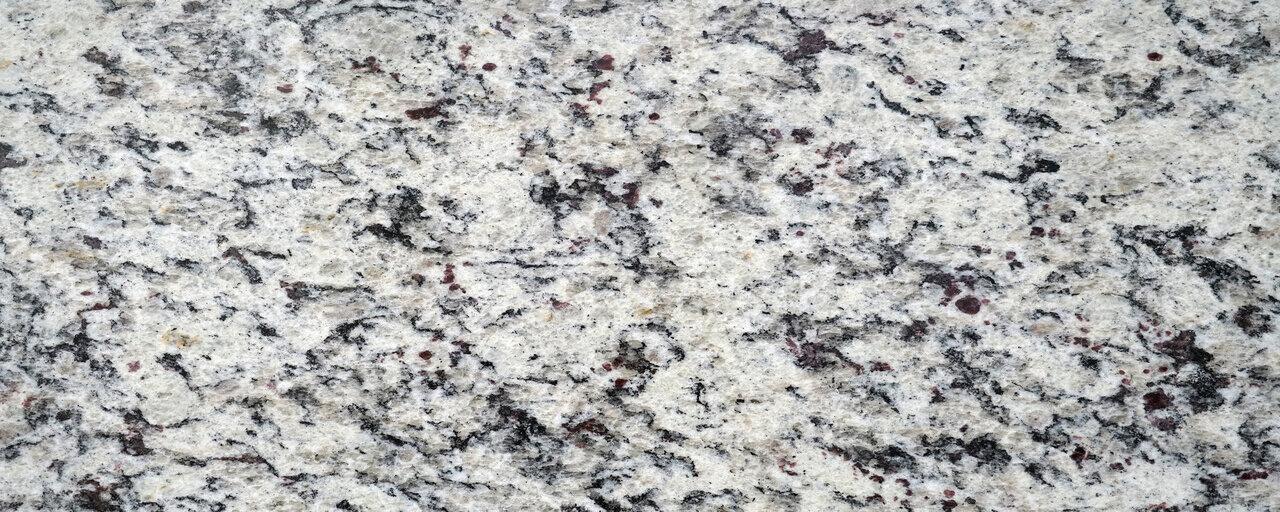 close up granite shower tile