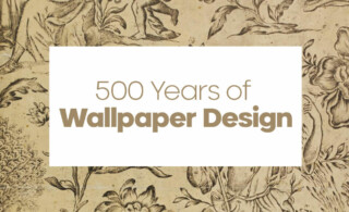 500 Years of Wallpaper Design